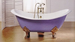 Cast Iron Bath Dublin