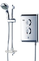 Chrome Electric Shower Dublin